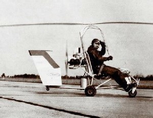 Short History This is NOT a complete autogyro history but a